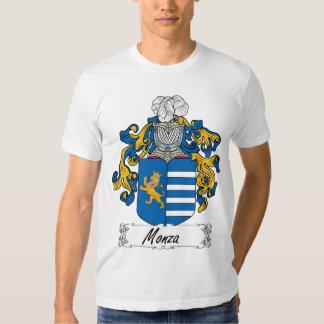 Escudo de la familia de Monza Remeras