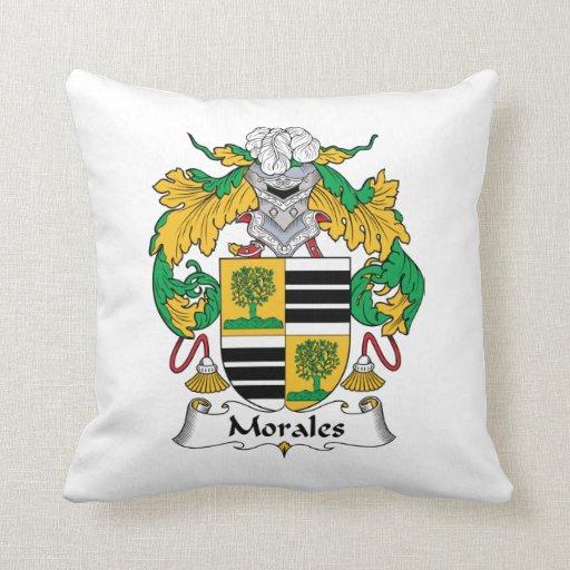 Escudo de la familia de Morales Cojines