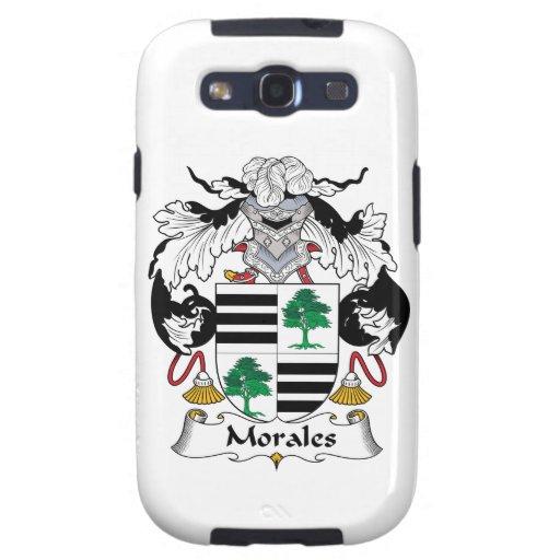 Escudo de la familia de Morales Galaxy S3 Protector