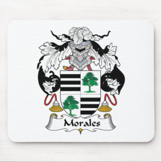 Escudo de la familia de Morales Tapete De Raton