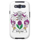 Escudo de la familia de Morato Galaxy S3 Cárcasa