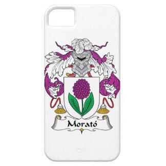 Escudo de la familia de Morato iPhone 5 Cárcasa