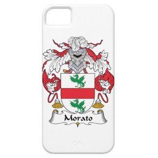 Escudo de la familia de Morato iPhone 5 Carcasas
