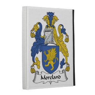 Escudo de la familia de Moreland