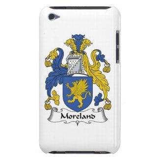 Escudo de la familia de Moreland iPod Touch Carcasas