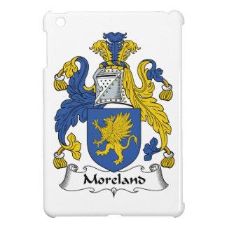Escudo de la familia de Moreland iPad Mini Funda