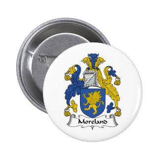 Escudo de la familia de Moreland Pin