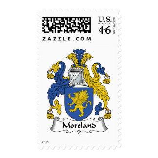 Escudo de la familia de Moreland Sellos