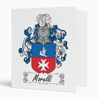 Escudo de la familia de Morelli