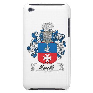 Escudo de la familia de Morelli iPod Case-Mate Cárcasas