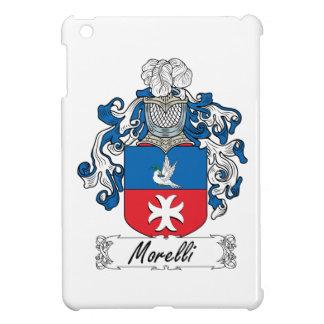 Escudo de la familia de Morelli iPad Mini Funda
