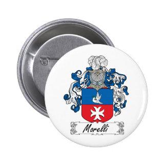Escudo de la familia de Morelli Pin