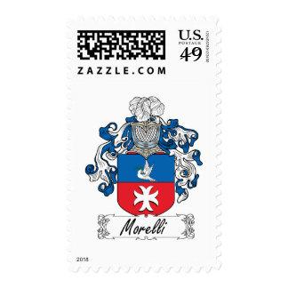 Escudo de la familia de Morelli Sellos
