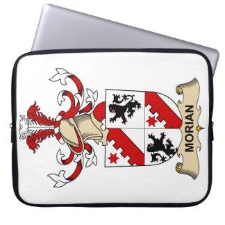 Escudo de la familia de Morian Fundas Ordendadores