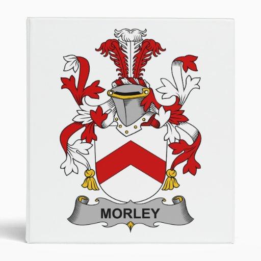 "Escudo de la familia de Morley Carpeta 1"""