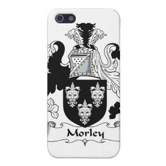 Escudo de la familia de Morley iPhone 5 Funda
