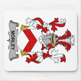Escudo de la familia de Morley Alfombrilla De Ratones