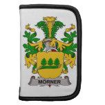 Escudo de la familia de Morner Planificador