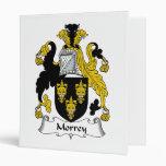 Escudo de la familia de Morrey