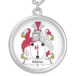 Escudo de la familia de Morse Grimpola Personalizada