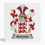 Escudo de la familia de Mortagh