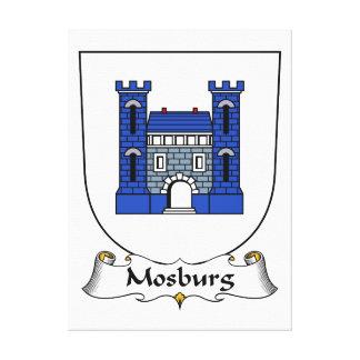 Escudo de la familia de Mosburg Impresiones En Lienzo Estiradas