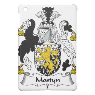 Escudo de la familia de Mostyn