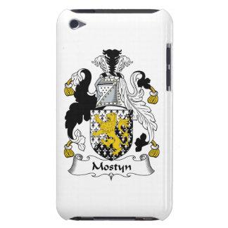 Escudo de la familia de Mostyn iPod Touch Carcasa