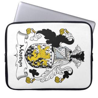 Escudo de la familia de Mostyn Mangas Computadora