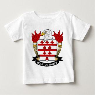 Escudo de la familia de Moulton T-shirt