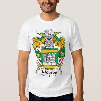 Escudo de la familia de Mourao Camisas