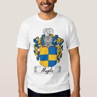 Escudo de la familia de Muglia Playeras