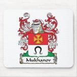 Escudo de la familia de Mukhanov Alfombrilla De Ratón