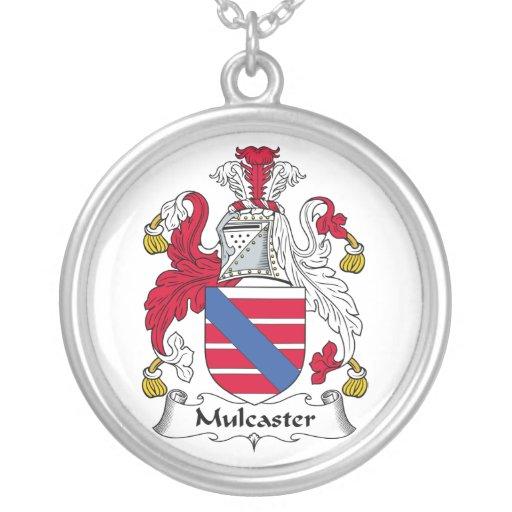 Escudo de la familia de Mulcaster Collar