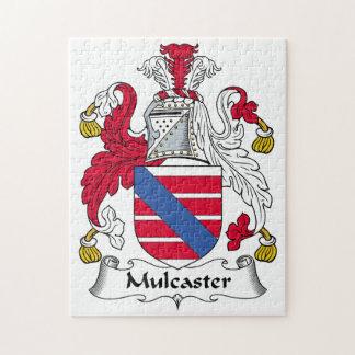 Escudo de la familia de Mulcaster Puzzle
