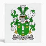 Escudo de la familia de Muldoon