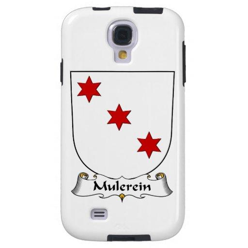 Escudo de la familia de Mulerein