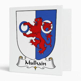 Escudo de la familia de Mulhain