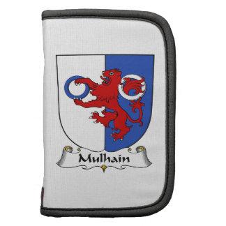 Escudo de la familia de Mulhain Planificadores
