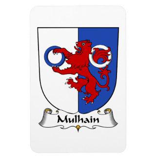 Escudo de la familia de Mulhain Imán Flexible
