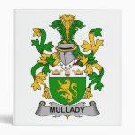 Escudo de la familia de Mullady