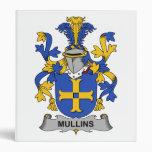 Escudo de la familia de Mullins