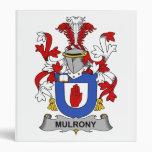 Escudo de la familia de Mulrony