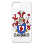 Escudo de la familia de Mulrony iPhone 5 Case-Mate Fundas