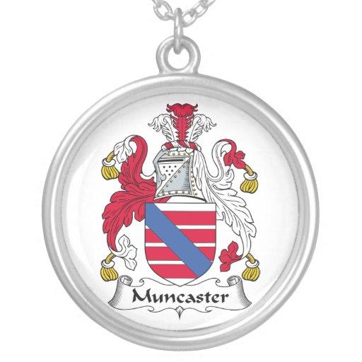 Escudo de la familia de Muncaster Joyeria