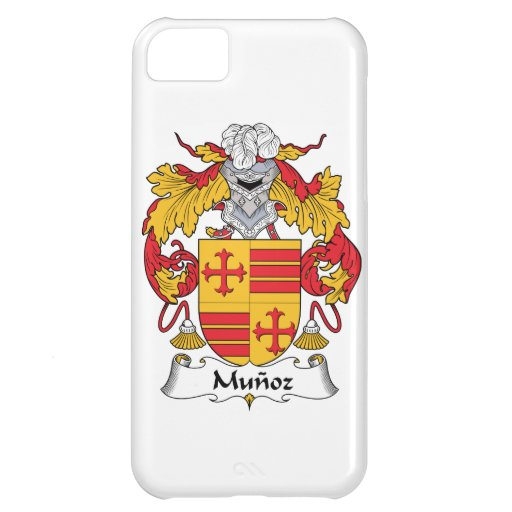 Escudo de la familia de Munoz