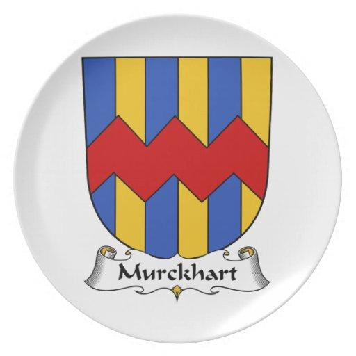 Escudo de la familia de Murckhart Plato