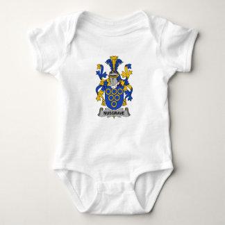 Escudo de la familia de Musgrave Camisas