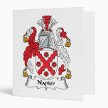 Escudo de la familia de Napier
