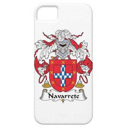 Escudo de la familia de Narvarrete iPhone 5 Case-Mate Coberturas